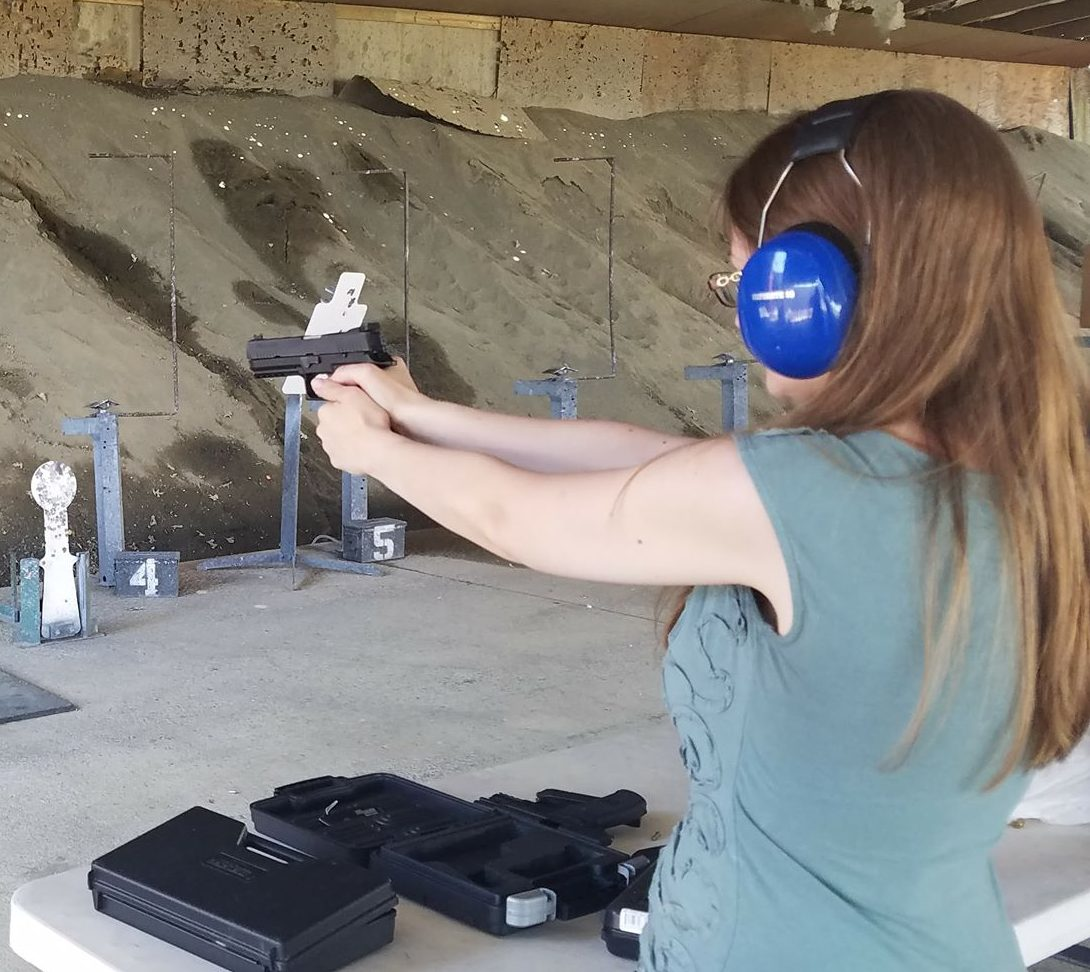 Concealed Carry Course Sponsored By 3-UPVA