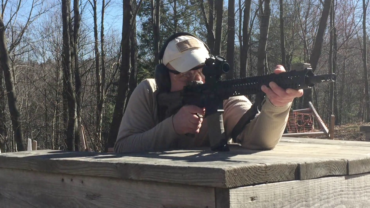 Vortex Spitfire AR 1X Prism Scope Review - The Liberty Report