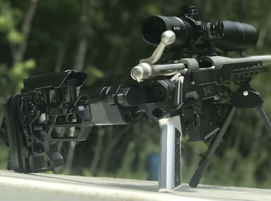 MDT A Side Folding Precision Rifle Chassis! - The Liberty Report