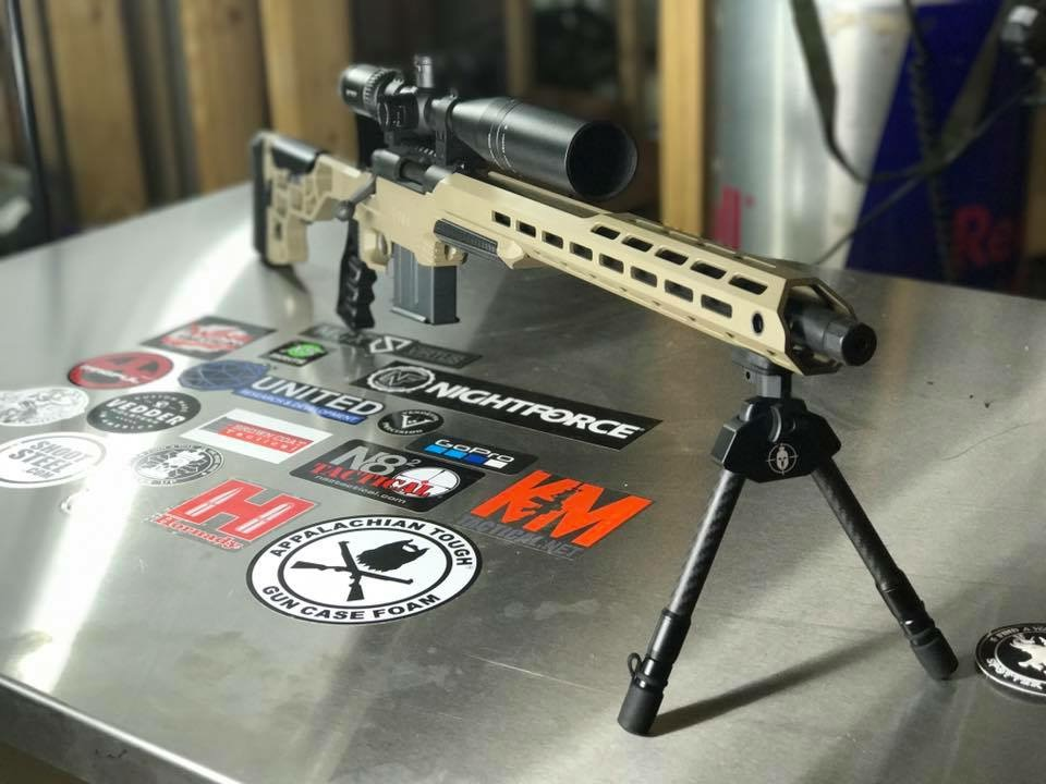 MDT ESS Short Action Chassis - The Liberty Report