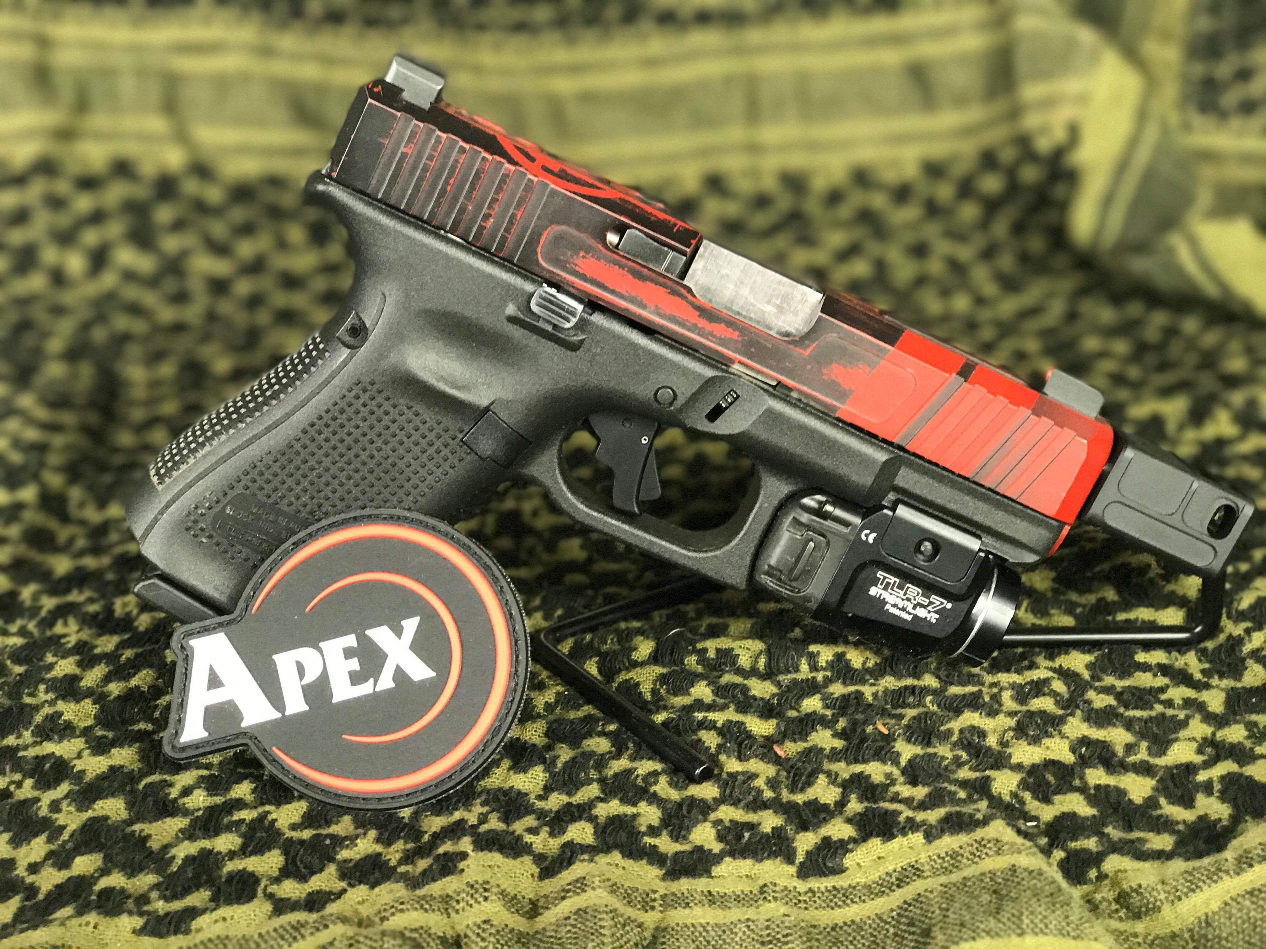 Apex Drop-IN Glock Gen 5 Trigger Kit - The Liberty Report